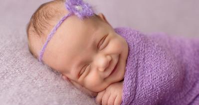 Psstt!  Ternyata Bayi Baru Lahir Mempunyai Fakta yang Lucu dan Menggemaskan Lho