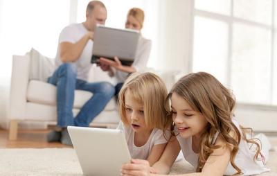 Fasilitasi Gadget Khusus Anak