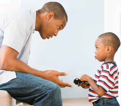 Anak Menjadi Tidak Disiplin
