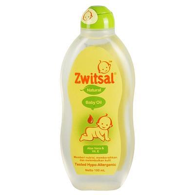 Rekomendasi Baby Oil