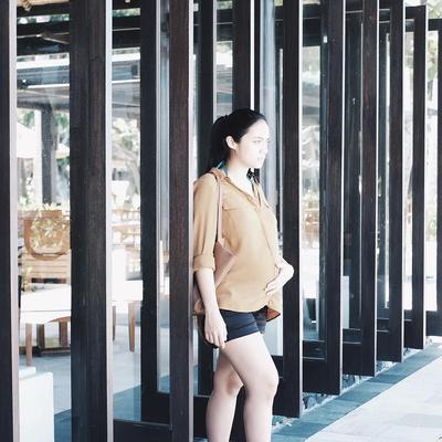 Yuk, Tampil Cantik dengan Tips dan Inspirasi Fashion Saat Hamil Ala Ayudia Bing Slamet!