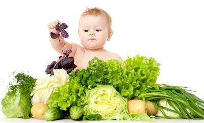 Kebutuhan Nutrisi Bayi