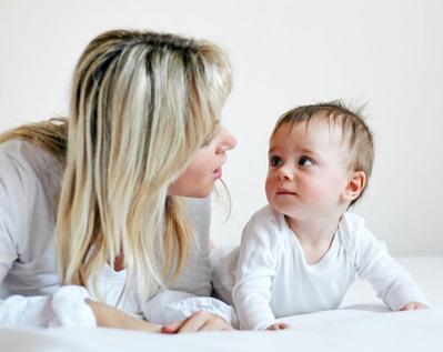 2. Bicara Cadel dengan Anak