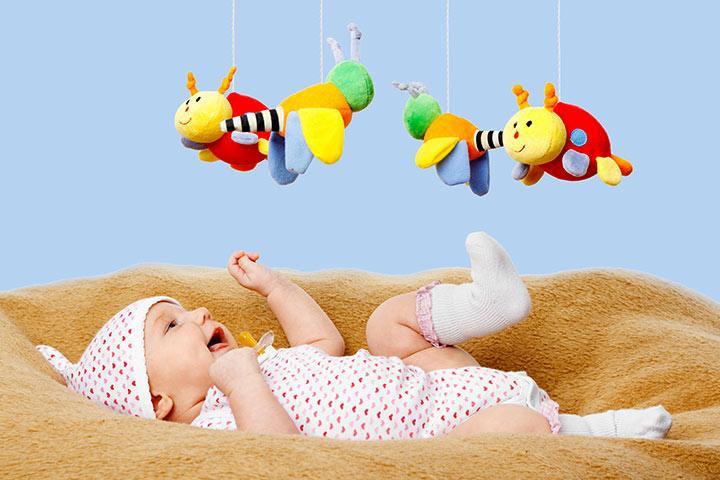 Image result for Rekomendasi 5 Permainan Bayi Edukatif Usia 3-6 Bulan