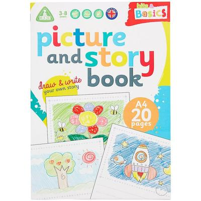 4. ELC Picture and Story Book