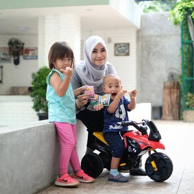 DIY: Yuk, Buat Masker Alami Rambut Rontok Untuk Moms yang Berhijab, Gampang Banget Kok!