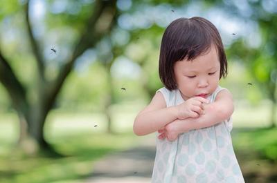 Moms, Waspada Gejala Alergi Pada Kulit Anak!