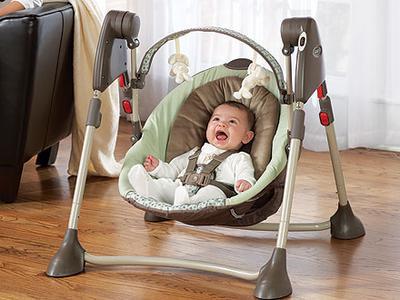 Wajib Tahu, Ini Dia Plus Minus Penggunaan Ayunan Bayi!