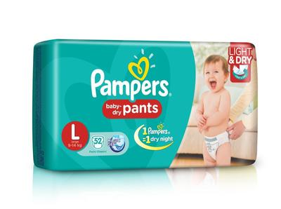 3. Pampers