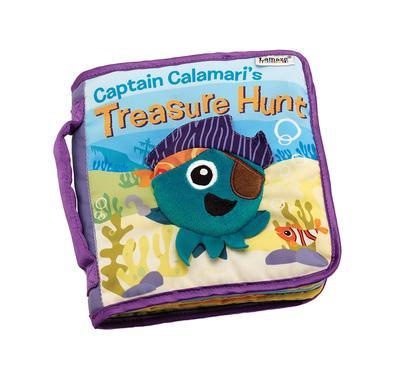 2. Baby Soft Book Treasure Hunt