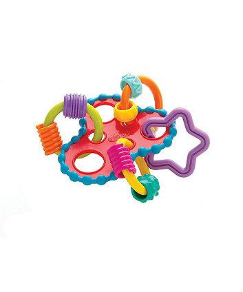 4. Playgro Round About Activity Rattle