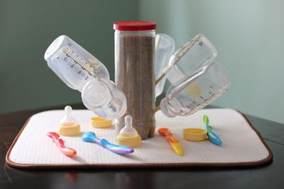 Buat Mama Baru, Begini Lho Cara Mencuci Botol Susu yang Baik dan Benar