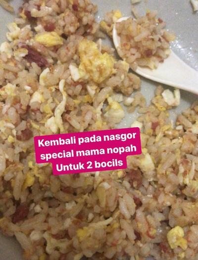 Nasi goreng anti GTM