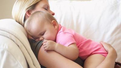 Yuk, Bentuk Kebiasaan Tidur Bayi dengan Metode Fading