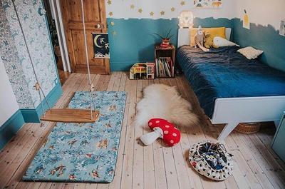 Wow, Ini Dia Interior Kamar Anak Artis Hollywood Yang Mewah Banget!