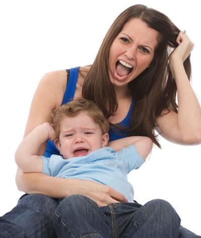 Antisipasi penyebab tantrum