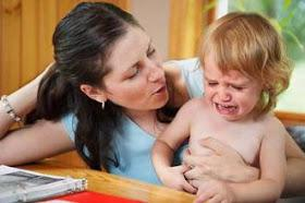 Ajarkan anak mengelola emosi