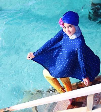 Inspirasi Model Baju Renang Ibu Hamil