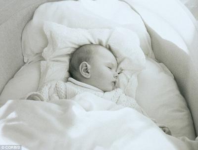 Bantal Tidur Untuk Bayi