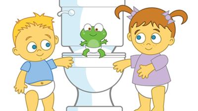 Toilet Training itu Saaangat Menyenangkan :D