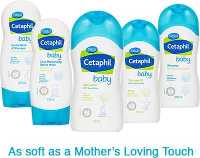Kandungan Utama dari Cetaphil Baby