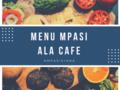 Menu MPASI ala Cafe