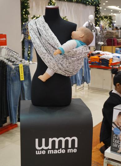 Serunya Belajar Cara Menggendong Bayi yang Benar dan Aman untuk Kesehatan Ibu dan Bayi Bersama WMM