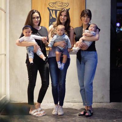 Yasmin Wildblood, Alice Norin dan Mikaila dari Geng Mama sampai Geng Anak