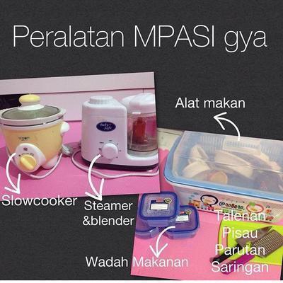 Daftar Peralatan MPASI yang Harus Moms Siapkan