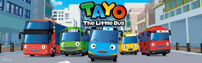 Bonding sama Anak sambil Bikin Mainan Tayo the Little Bus, yuk!