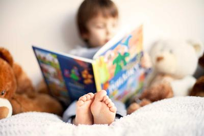 Moms, Ini 4 Rekomendasi Buku Cerita yang Baik untuk Mendidik Anak