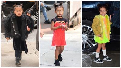 Meskipun Masih Kecil, Anak Artis Hollywood Ini Selalu Tampil Fashionable, Lho!
