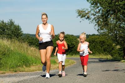 1. Jogging