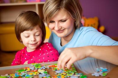 Moms, Ini Dia Tips Meningkatkan IQ Anak!