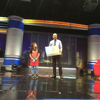 Kisah Ajua kemudian menarik perhatian salah satu reality show populer di stasiun TV Swasta