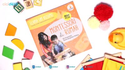 Belajar Di Rumah Makin Seru Bersama Indonesia Montessori Club