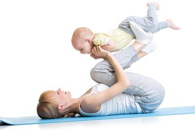 Manfaat Yoga Untuk Bayi