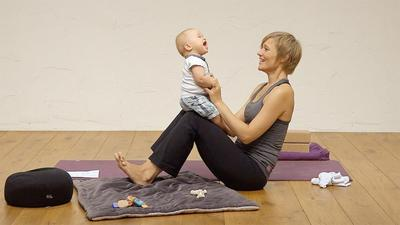 Tips Yoga Untuk Bayi