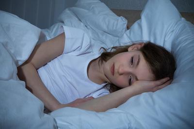 6. Sulit Tidur
