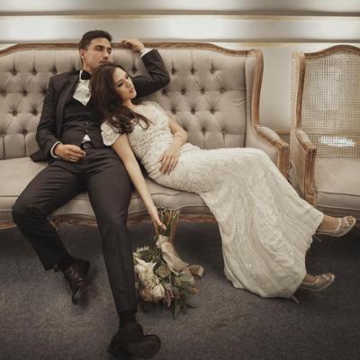 Wow, Ini Dia Daftar Pasangan Suami Istri Artis Indonesia Yang Pernikahannya Paling Viral