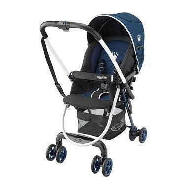 Aku Pilih Stroller Graco Citilite R Untuk Menemani Mobilitas Ku dan Anak