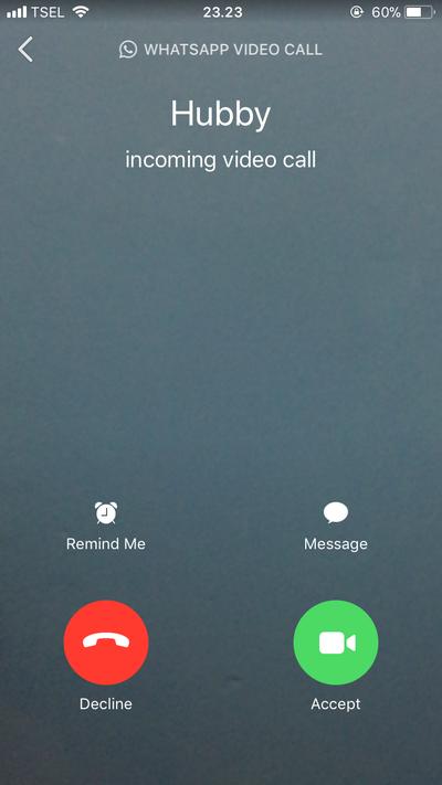 Video Call; Dekat di Mata, Dekat di Hati