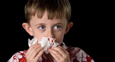 2. Pencet Cuping Hidung Anak
