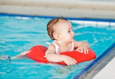 1. Perhatikan Suhu Air Kolam Renang