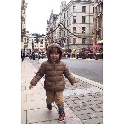 Lucunya! Ini Dia Foto-Foto Anak Artis Yang Punya Style Modis Dan Fashionable