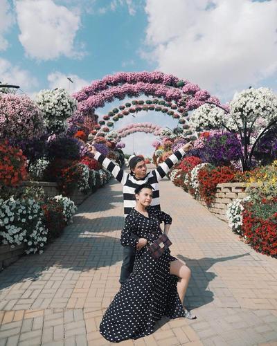 1. Dubai Miracle Garden