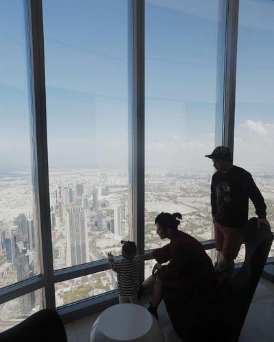 3. Burj Khalifa