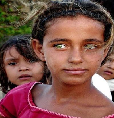 Gemasnya! Ini Dia Foto-Foto 10 Anak Dengan Mata Paling Indah Di Dunia