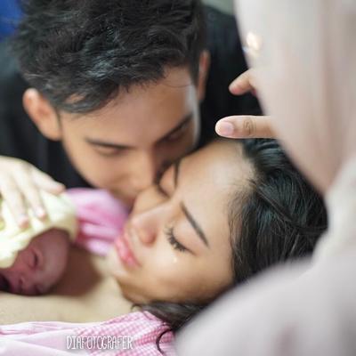 Lucunya! Ini Dia Foto-Foto Baby X, Anak Pertama Selebgram Rachel Vennya