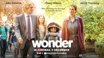 Review Film : Wonder (2017), Film yang Menguras Air Mata namun Sangat Menginspirasi Para Orang Tua (Bagian 1)